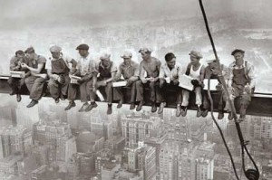 Pranzo Grattacielo